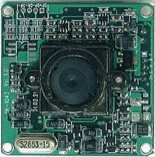 Covert board camera