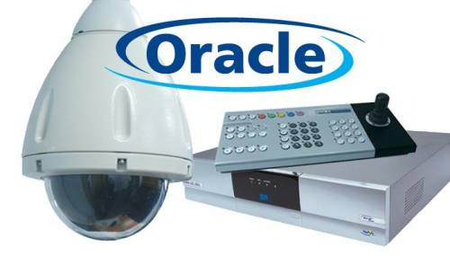 Oracle Dome camera